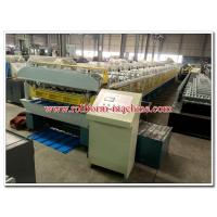 Quality Corrugated Long Span Aluminium Roofing Sheet & Step Tile Roof Sheets Corrugation Machine for sale