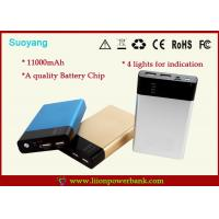 Best 11000mAh High Capacity Fast charging cell phone Power Bank for outdoor travel wholesale