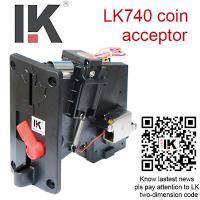 Best LK740 Electroni CPU coin selector,arcade machine accessories wholesale