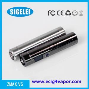 Quality Sigelei zmax v5 best ecig mod china supplier wholesale for vapor for sale