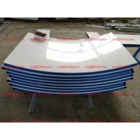 Buy cheap high quality color customized easily transported and assembled Dasher board from wholesalers