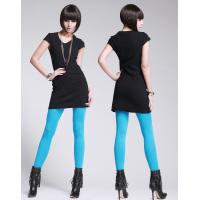 China Cotton Black Short Flared Dresses , Custom Summer Slim Dress on sale