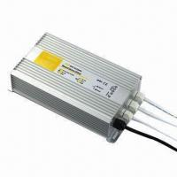 Buy cheap Waterproof LED Power Supply with Constant Current, 200W Output Power and 12V from wholesalers