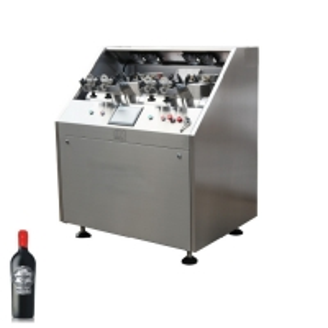 Quality 1000ml wiskey bottle wax sealing machine 750ml wine wax sealing machine with glass bottle liquor gin vodka red wine for sale