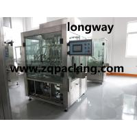 Quality castor oil  bottle filling capping machine for sale