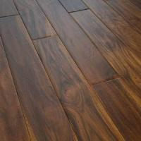 Quality Solid Acacia Wooden Floor for sale