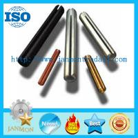 Buy cheap Zinc Plated Slotted Spring Pin,Black oxide roll pin,Copper roll pin,Spring steel from wholesalers