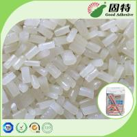Buy cheap White and semi-transparent granule Hot Melt Glue Pellets For Straw Box from wholesalers