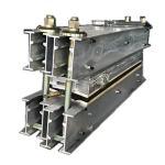 Quality Aluminium Alloy Conveyor Belt Press , Conveyor Belt Repair Tools 1 Year Warranty for sale