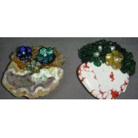 Quality Stone Brooch for sale