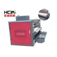 Quality 190cm Textile Roller Heat Printing Machine , Roll To Roll Heat Transfer Press for sale