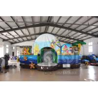 Quality Beach Inflatable Playground for sale