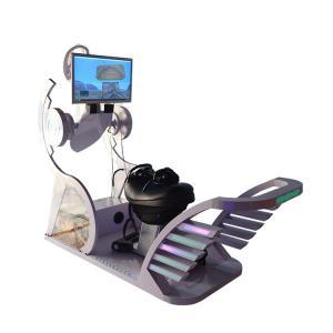 Quality HTC Vive VR Horse Riding Simulator 9D VR Archery Game Machine 2.6*0.9*2.2m for sale