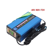 Quality Dry Lead Acid Lifepo4  48V 5A Charger With Digital LCD for sale