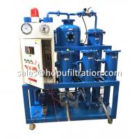 Quality mobil gear oil purifier, Lubricant Oil Filtration Plant, Vacuum Oil Cleaning System, remove water, gas, impurity for sale