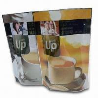 Buy cheap Coffee/Three-sealed Pillow Bag with High Level Fragrance Maintenance from wholesalers