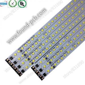 China Aluminum Base Led Pcb long board 1500mm ims pcb gold plates metal core pcb on sale