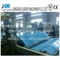 Quality pp polypropylene core layer chemical foam board production machine for sale
