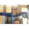 Buy cheap Heavy Loading Selective Heavy Duty Rack Warehouse Pallet Storage Easy Installati from wholesalers