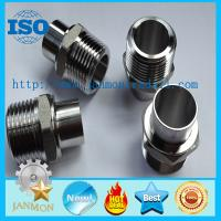 Quality Stainless steel threading connectors,Stainless steel couplings,Stainless steel pipe fittings,Threaded end connection for sale