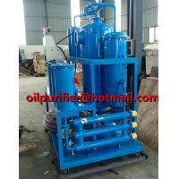 Quality Vacuum Turbine Oil Hydraulic Oil Cleaning Equipment Turbine Oil Purification plant treatment with Durable Centrifuge for sale