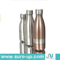 Buy cheap Bullet double wall thermos slim stainless steel bottle from wholesalers