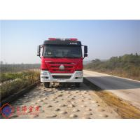 Rotatable Structure Fire Fighting Vehicles Pump Flow 90L/S Max Power 276KW