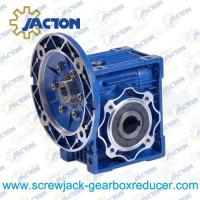 Quality NMRV025 Worm Gearbox 4Nm to 15Nm Power 60w, 90w for sale