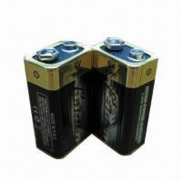 Buy cheap Alkaline Batteries with Varuious Packaging Required and 9V Voltage from wholesalers