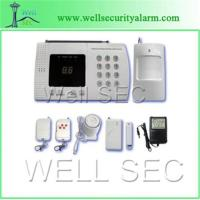 Quality A well Auto dail LCD display alarm system,alarmes de GSM,WL1001 for sale