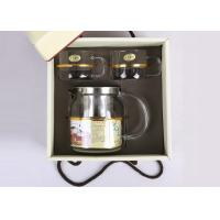Quality Durable Tea Infuser Set , Handcrafted Teapot Gift Set 700ml Kattle / 2 Cup for sale