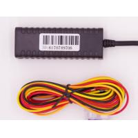 Best Remote Cut Off Engine Via Relay Car GPS Tracker With Anti - Theft Function wholesale