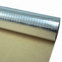 Quality Aluminum Foil Compound with Scrim, Kraft Paper and Thermal Resistant for sale