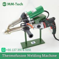 Quality hand extruder plastic extrusion welding gun for sale
