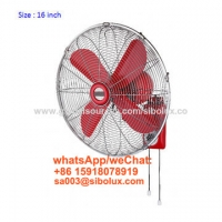 Quality 18 inch deluex vintage wall fan for office and home appliances/Ventilador de pared for sale