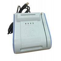 Quality 13.56MHz Multifunction Card Reader , PVC Smart Card Reader Writer for sale