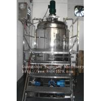 Best automatic stainless steel body lotion production line wholesale