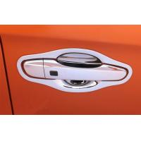 Best ABS Chrome Auto Body Trim Parts for Hyundai IX25 2014 , Door Handle Cover and Cup Bowl wholesale