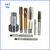Quality JWT straight pipe tap NPT NPS DIN5157 for sale