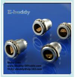 Quality cheap Lemo ERA connector 1S 6pin female socket ERA.1S.306 for sale