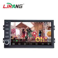Quality Android 7.1 Peugeot DVD Player 16GB ROM With Free Map Sd Card 3G WIFI for sale