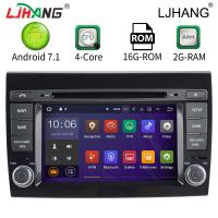 Quality Touch Screen Car Dvd player Android 7.1 with Mp4 Radio Stereo for BRAVO for sale
