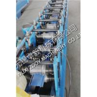 Quality Industrial Color Steel auto Shutter Door Roll Forming Machine with 10 Stations for sale