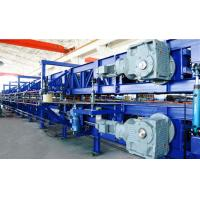 Best Rock Wool/Glass Wool/PU Sandwich Panel Production Line With Double-Belt Conveyor wholesale