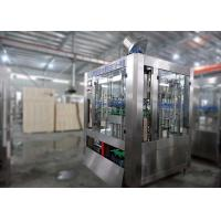 Quality Carbonated Beer Filling Machine Blotting Equipment 4000BPH Capacity Compact Structure, for sale