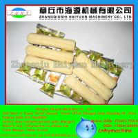 Buy 200-250kg/h 2015 NEW Automatic twin screw extruder food snacks machine at wholesale prices