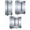 Best Solid Door Reach-in Refrigerators and Freezers wholesale