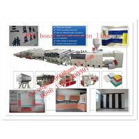 Best PVC celuka foam board extrusion line wholesale