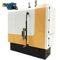 Buy cheap 500kg Wood Fired High Pressure Steam Boiler For Dairy , Fully Automatic from wholesalers