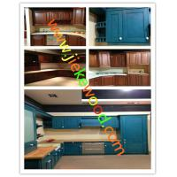 Quality sell solid kitchen cabinets for sale